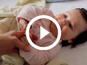 Videoschnitt für Neugeborenenvideos