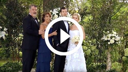 Videoschnitt, Hochzeitsvideo