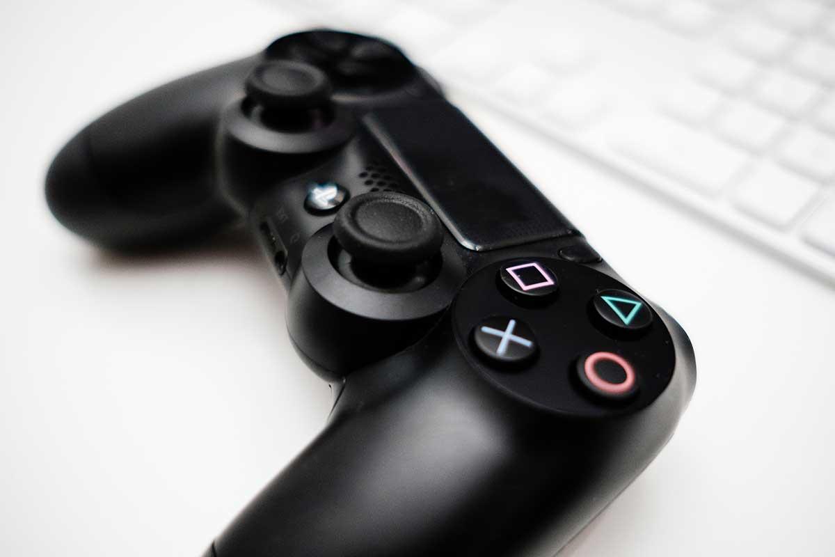 Schnelle Bildauswahl mit dem Gamecontroller