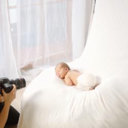 Neugeborene fotografieren - Foto: Sandra Gehmair