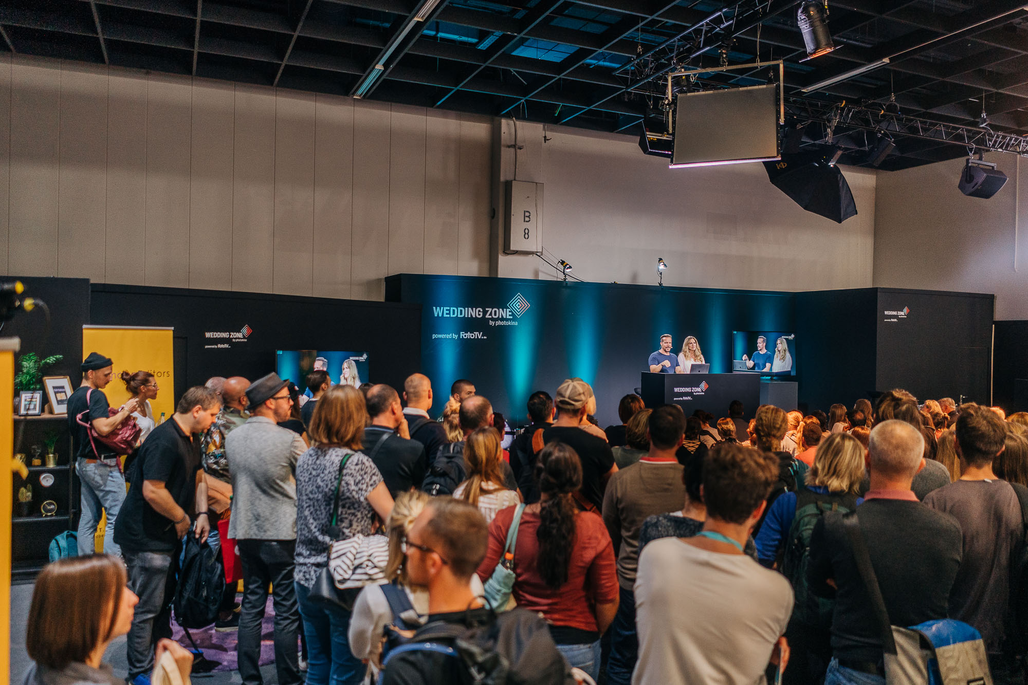 photokina and Wedding Zone 2018 in Cologne - Image 1 - stage