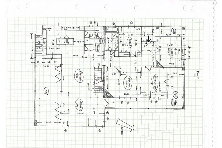 Before-Schwarz-Weiß Grundriss